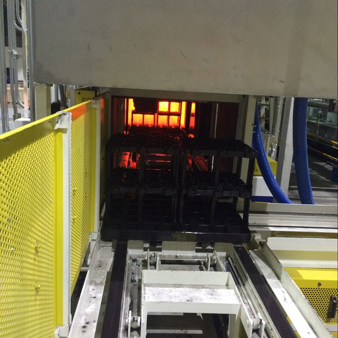 炉温均匀性测试